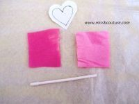 materials for Barbie fairy wand