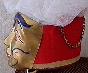 mask for the carnival of Venice