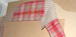 Cutting and sewing fabric