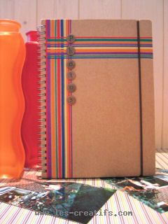 Photo albums done in true scrapbooking style