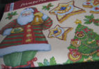 Christmas decoupage paper