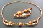 Copper Curacao necklace pattern