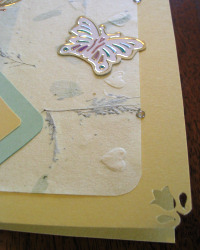 scrapbooking card idea