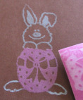Easter cards with Magic Motif